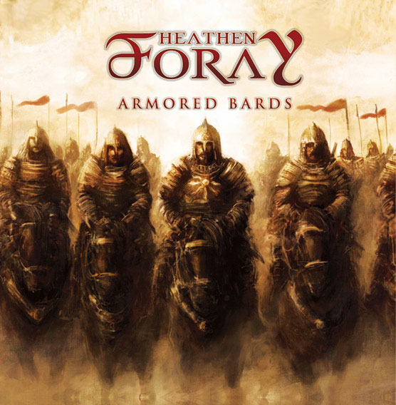 Cover of Armored Bards by Heathen Foray