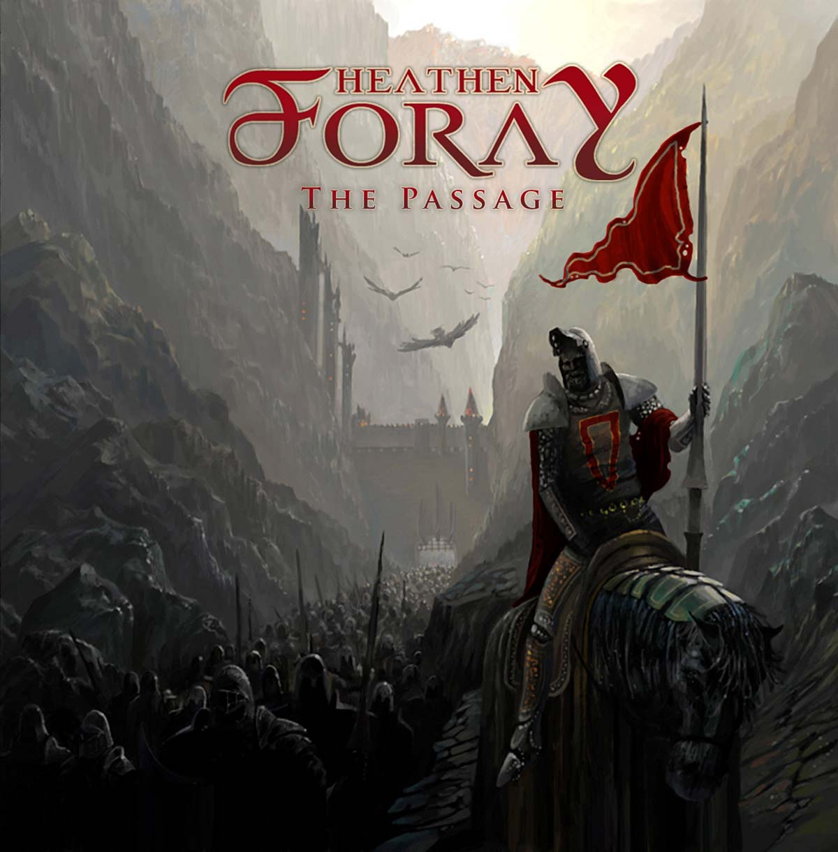 Cover of The Passage by Heathen Foray