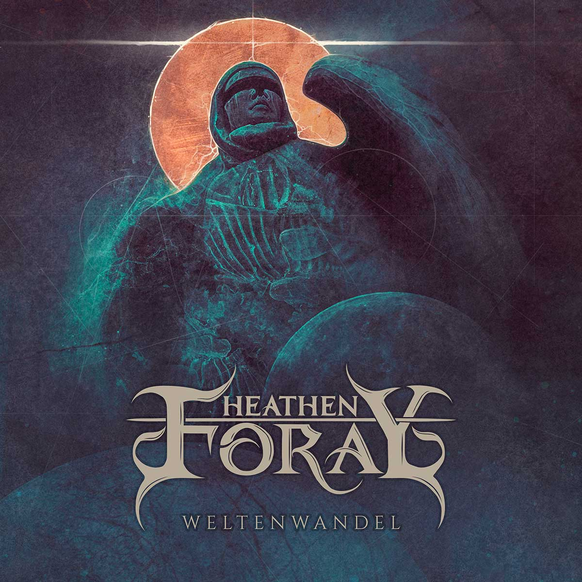 Cover of Weltenwandel by Heathen Foray